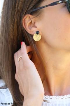 Boucles d'oreilles Maude