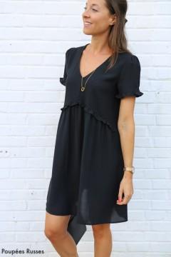 Robe Raphaëlle noire