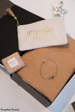 Coffret camel marraine