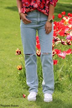 Jeans troué 1350